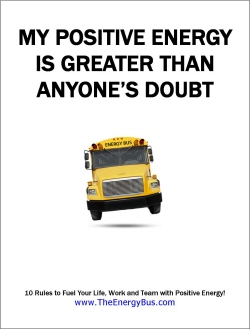 The Energy Bus Quotes Delectable The Energy Bus  Poster Download