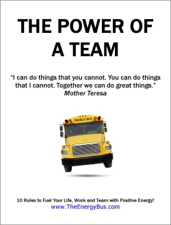 The Energy Bus Quotes Amazing The Energy Bus  Poster Download