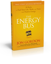 The energy bus action plan the energy bus 10 rules to fuel your life